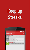 Screenshot of Habit Streak