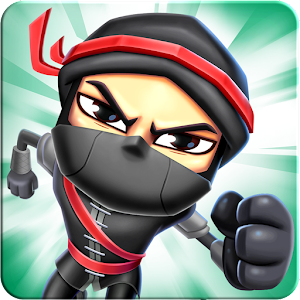 Ninja Race - Fun Run Multiplayer For PC (Windows & MAC)