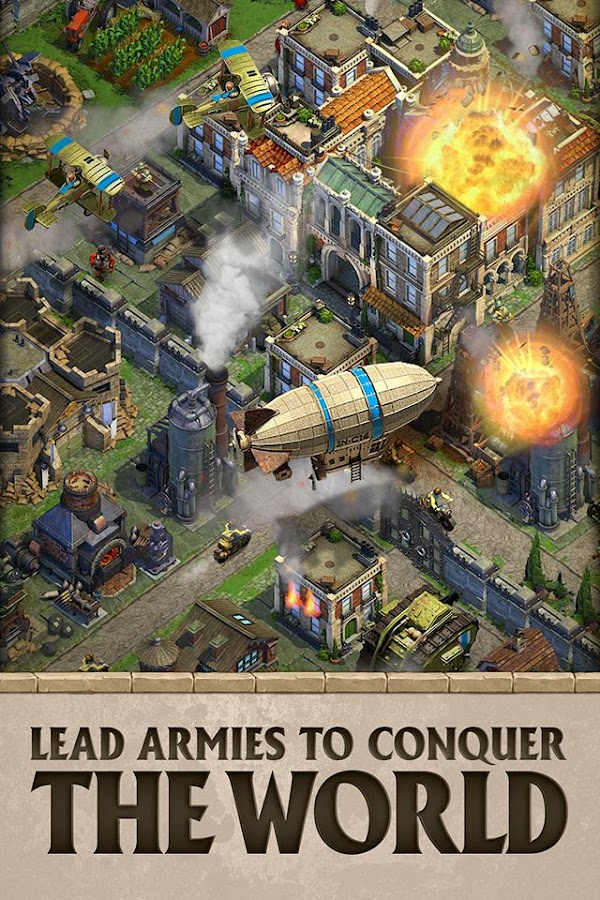 DomiNations Asia Screenshot 0