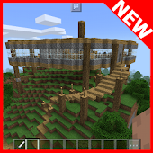 Hilltop House MCPE map APK for Bluestacks