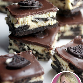 Cookies & Cream Cheesecake Bars
