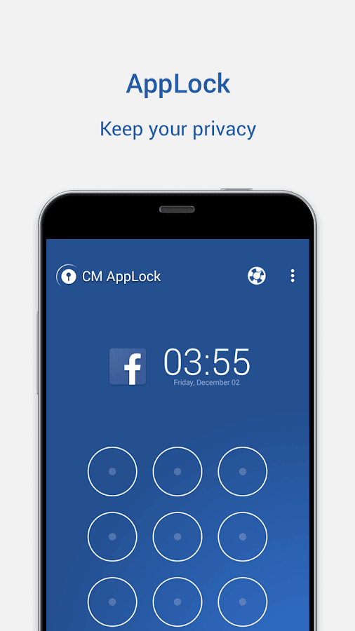 Clean Master (Boost & AppLock) Screenshot 5