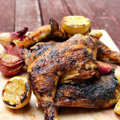 Southwest Marinated Grilled Chicken