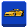 Game Pixel Car Racer APK for Kindle