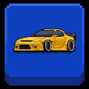 Pixel Car Racer For PC (Windows & MAC)