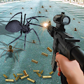 Invasion of Spiders Shoot Machine Gun APK baixar