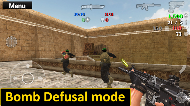 Special Forces Group 2 APK screenshot thumbnail 2
