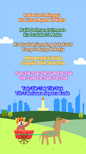 Indonesian Kids Songs - screenshot