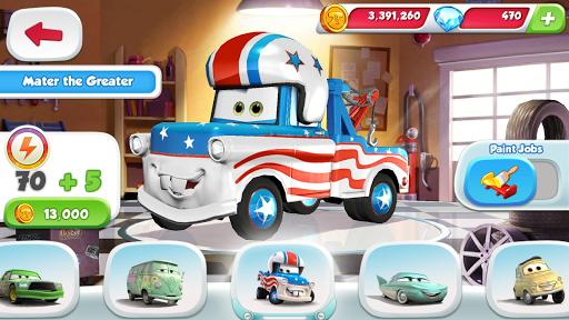 Cars: Fast as Lightning screenshot 12