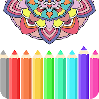 Mandala Coloring Book For PC (Windows And Mac)