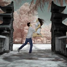 jumper by Anton Adhitian Nurgraha - Wedding Other
