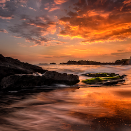 mengening by Raung Binaia - Landscapes Sunsets & Sunrises