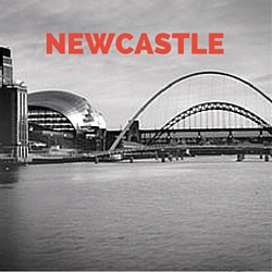 Cheap minibus hire in Newcastle