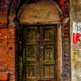 by PINAKI MITRA - Buildings & Architecture Decaying & Abandoned