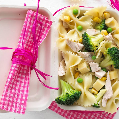 Bowtie Pasta Salad with Chicken