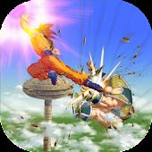 Saiyan Goku Fight Warrior Z