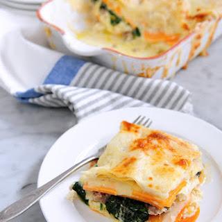Italian Sausage Lasagna Alfredo Sauce Recipes