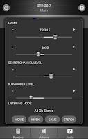 Screenshot of Integra Remote