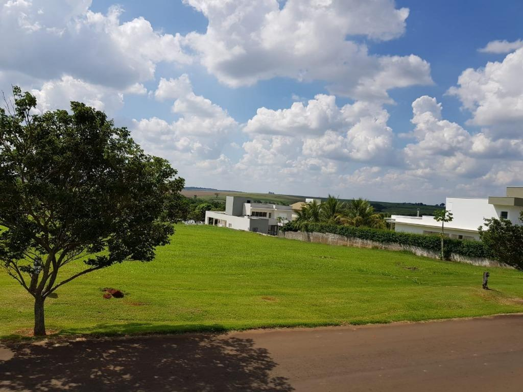 Terreno residencial à venda, Condomínio Fazenda Alvorada, Porto Feliz.