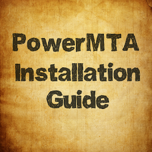Download Guide For PowerMTA Installation for PC