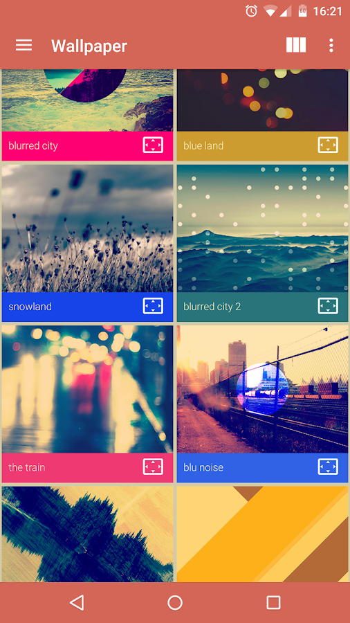 Iride UI is Hipster Icon Pack Screenshot 7