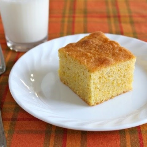 Gluten-Free Maple Cornbread
