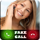 Fake incoming call APK for Bluestacks