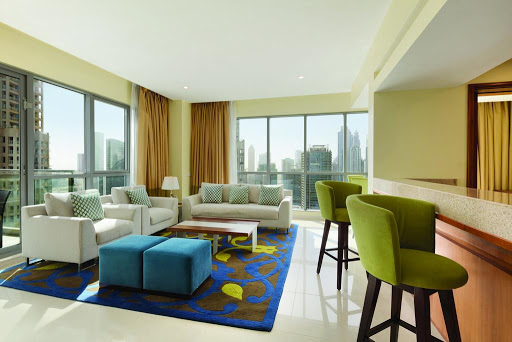 1 Bed Room City View