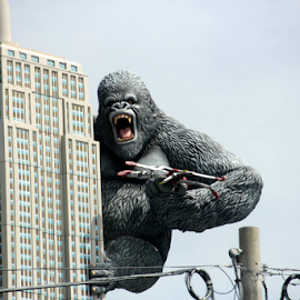King Kong by Susanne Carlton - Artistic Objects Toys