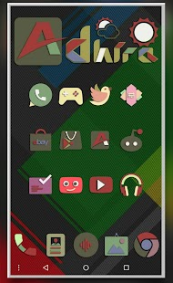 Adhira - Icon Pack- screenshot thumbnail