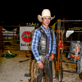 young bull rider by Diane Davis - Sports & Fitness Rodeo/Bull Riding ( cowboy )