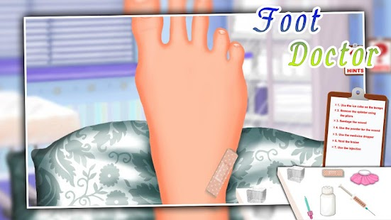 Foot Doctor- screenshot thumbnail