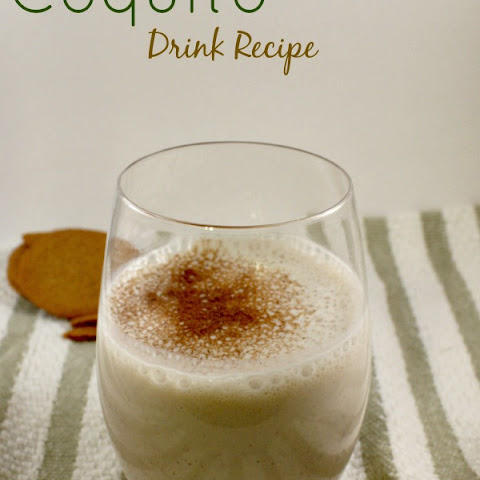 Easy Coquito Drink