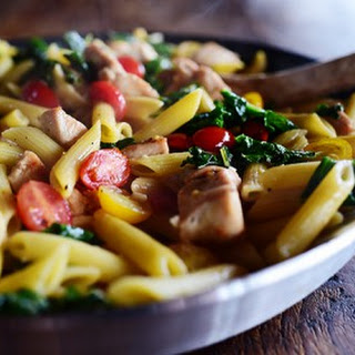 Chicken Kale Pasta Recipes