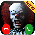 Fake Call From Pennywise Clown APK for Bluestacks