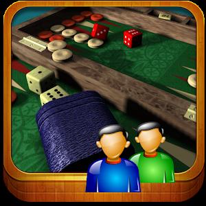 Cover art Family Backgammon