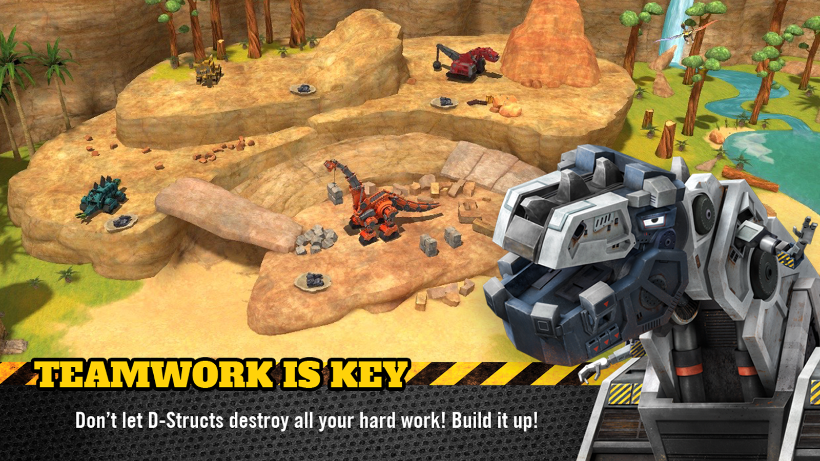 DINOTRUX Screenshot 3