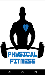 Physical Fitness Pro - screenshot
