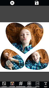 Foto Collage Editor Pro Selfie Cam Filter Aufkleber android apps download