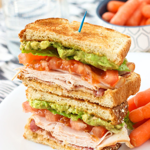 10 Best Avocado Bacon Club Sandwich Recipes | Yummly