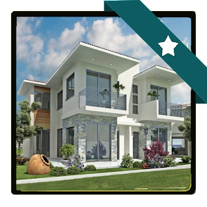 Modern house exterior design android apps on google play for Exterior house design app