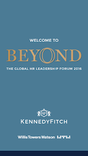 Beyond HR Forum 2016 - screenshot