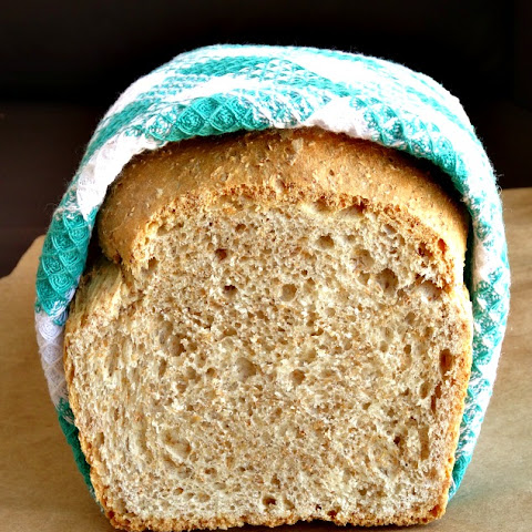 No-Fail Whole Wheat Bread