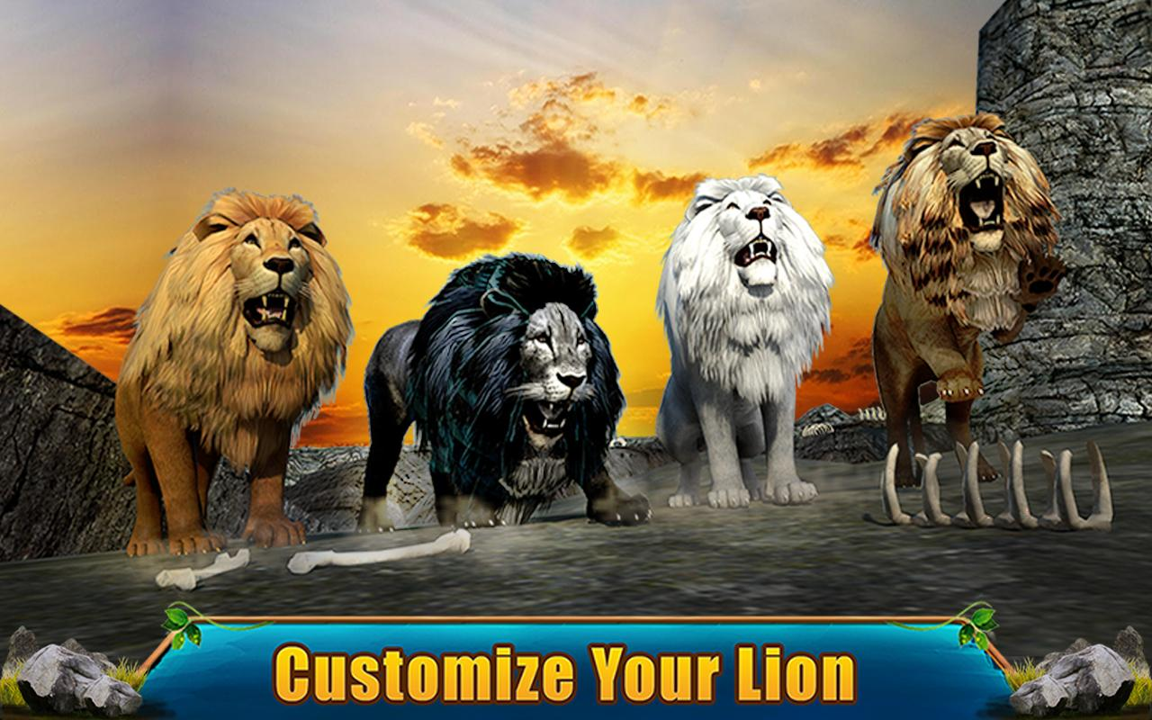Ultimate Lion Adventure 3D Screenshot 9