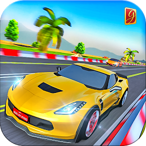 Speed Turbo Drive: Real Fast Car Racing Game Icon
