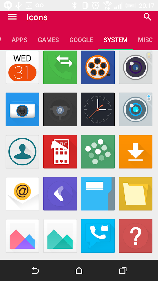 Ultimate G4 - Icon Pack Screenshot 1