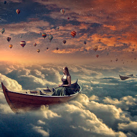 My Dream by Edi Triono - Digital Art People ( art, composition, people, manipulation, human )