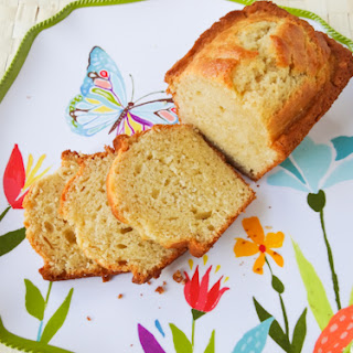 Greek Yogurt Pound Cake