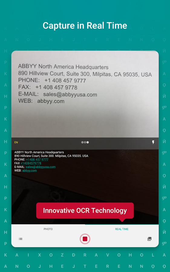 TextGrabber – image to text: OCR & translate photo Screenshot 10