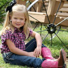 Country by Ashley Sims - Babies & Children Child Portraits